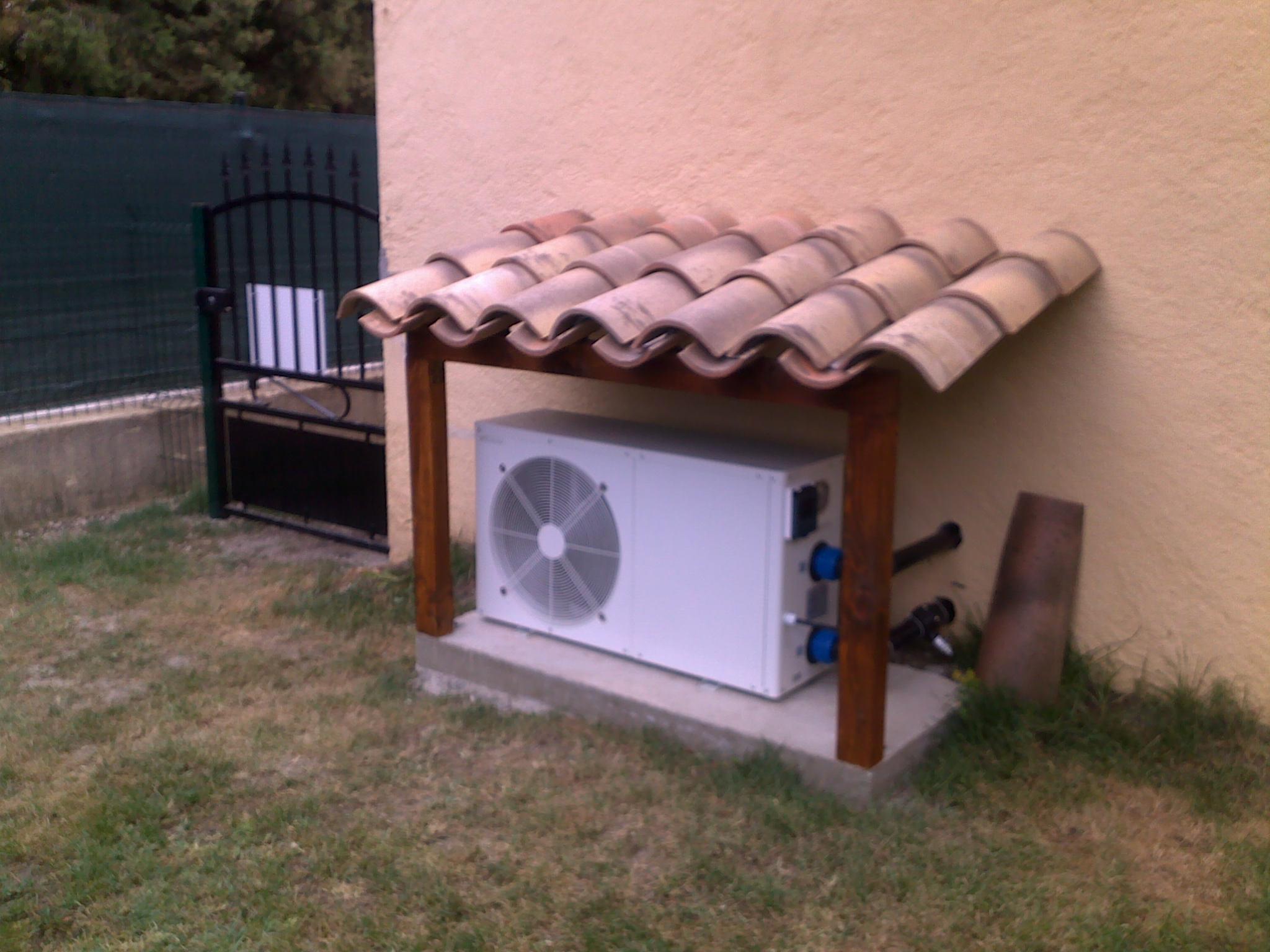 abri piscine ou pompe a chaleur. Black Bedroom Furniture Sets. Home Design Ideas